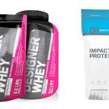 ESN Designer Whey und MyProtein Impact Whey ab sofort erhältlich im Get Fit Shop!