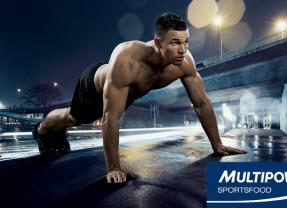 """Hochwertige Sportnahrung """"Made in Germany"""" von Multipower im Get Fit Shop– feed your inner champion!"""